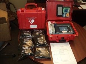 Marana police to receive automated external defibrillators