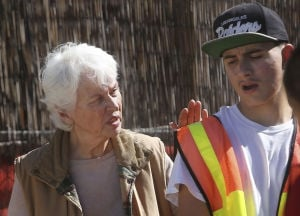 Influential Tucson environmentalist gets tree in her name
