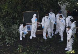 Procurador: investigación arroja que 43 estudiantes murieron