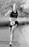Marathoner pushing hard for trials