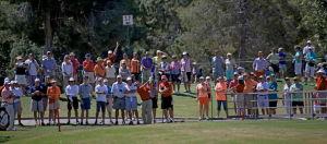 Golf: Conquistadores estimate 50,000 fans at Tucson National