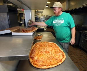 Pizza owner forced to pick a favorite