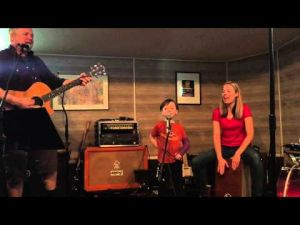 Tucson's family rock band, the Nap Skippers