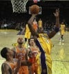 Lakers 111, Suns 99: Suns lose 4th straight