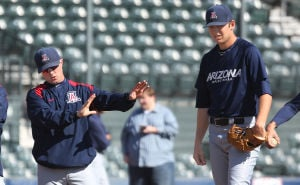 UA pitching coach leaves for job with USA Baseball