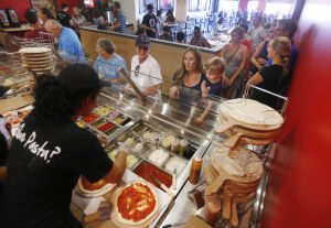 Photos: Pionic Pizza grand opening