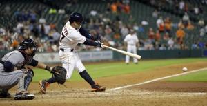 Altuve corona gran temporada con marca de Astros