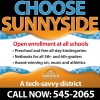 Look up: It could be a Sunnyside ad