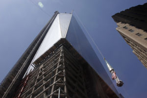 Photo of the day: World Trade Center Spire
