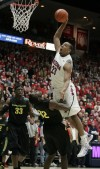 Arizona Wildcats basketball Oregon at Arizona