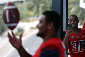 Photos: Arizona football picture day