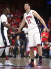 Arizona basketball: Korcheck's bucket set up big day