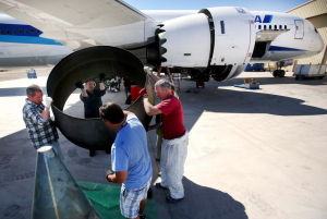 Boeing donates Dreamliner to Pima Air & Space Museum