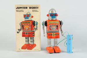 1950s Japanese toy robot rakes in $36K at auction