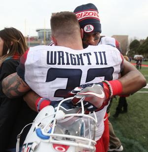 Arizona football: Scooby Wright getting '125 percent' ready for NFL scouting combine; Cayleb Jones also invited