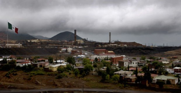 Mexico warns Arizona of waste spill into river