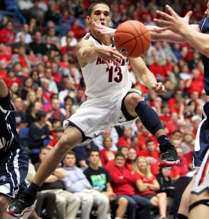 Photos: 2012-13 Arizona basketball season