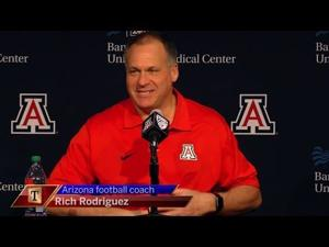 Watch: RichRod recaps Arizona's 2016 recruiting class