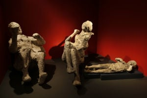 Photos: Life and death Pompeii and Herculaneum