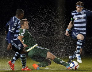 Desert Friendly: Portland 2, Sporting KC 0