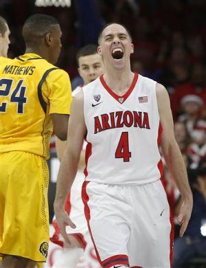 Arizona basketball: McConnell, Cats play like true champs