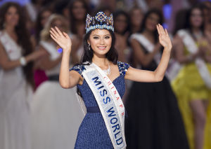 Photos: No more bikinis for Miss World