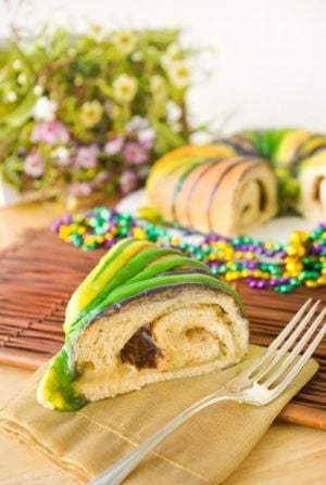 New Orleans loves its king cake
