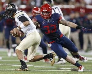 UA football: Wright named finalist for Bednarik