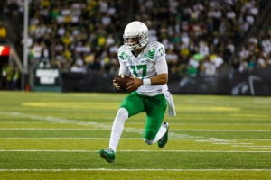 Lockie relishing time behind Ducks' Mariota