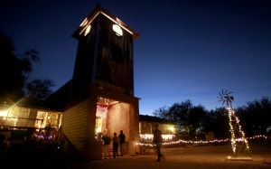 Photos: Whistle Stop Depot and Tucson Sculpture Festival