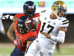 Golden QBs will reign in Pac-12