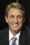 Jeff Flake on What do you say to independent voters?