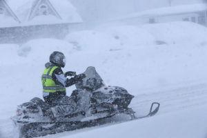 Winter weather socks the U.S.