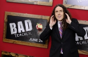 Video: Weird Al gets all alphabet soup on us