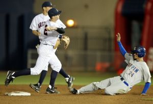 Arizona baseball: Newman's bat 'pleasant surprise' for UA