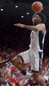 Arizona basketball: Trier's dominant week earns him Pac-12 honors