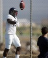UA Football Practice at Ft. Huachuca