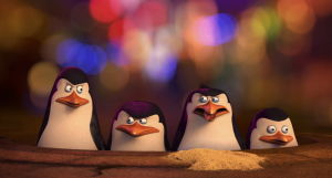 'Penguins' has plenty for kids and parents
