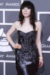 2013 Grammy Awards red carpet