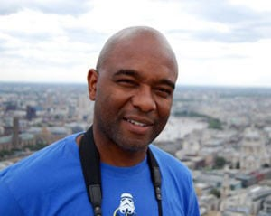 Expert Lindo talks on 'Urban Birder'
