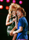 TIna Turner, Mick Jagger