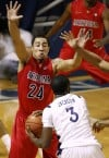 Arizona vs. Rice basketball