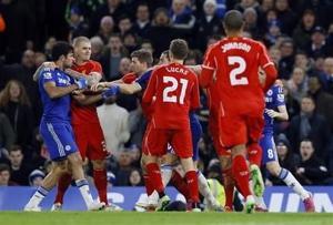 Diego Costa es suspendido por 3 partidos