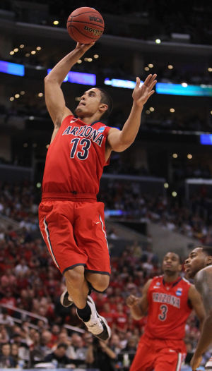 Wildcats' Miller says Johnson could be all-Pac-12 player