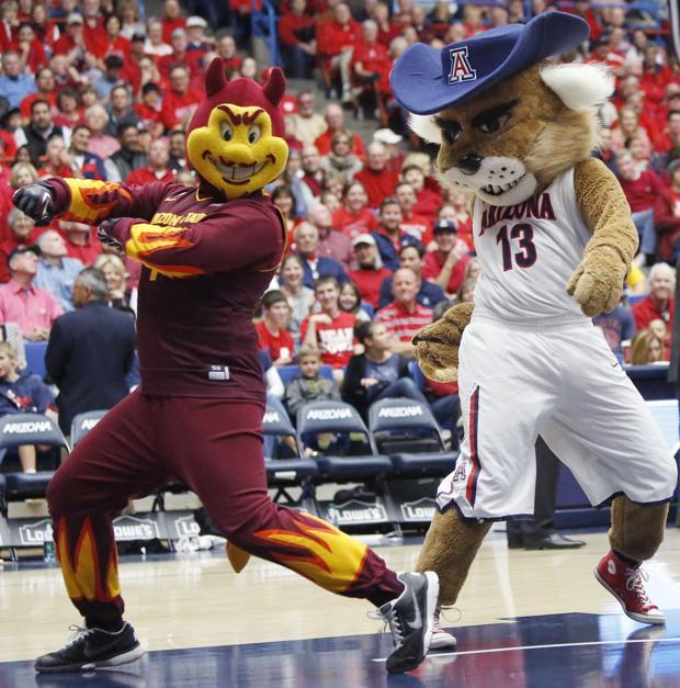 A look at the UA-ASU rivalry