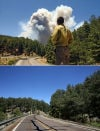 The Aspen Fire Ten years later