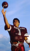 Big Man on Campus: Desert View High School's top 10: QB Rodriguez tops Jaguars' list