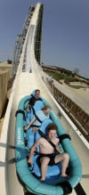 """Verrückt"" — World's tallest waterslide"