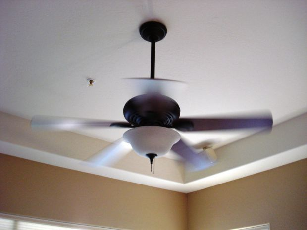 How hard is it to install a ceiling fan