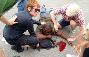 Photos: 19 hurt in New Orleans shooting